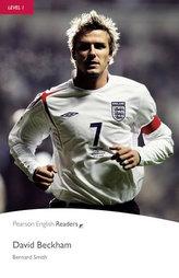 PLPR1:David Beckham Bk/CD pack