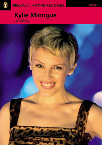PLAR1:Kylie Minogue Book and CD-ROM Pack - Liz Kilbey