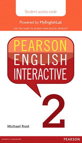 Pearson English Interactive 2 (Access Code Card)
