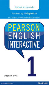 Pearson English Interactive 1 (Access Code Card)