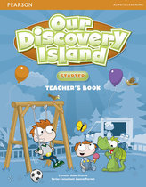 Our Discovery Island Starter Teacher´s Book plus pin code