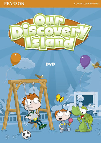 Our Discovery Island Starter DVD - neuveden