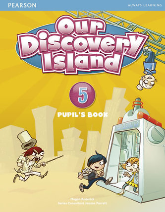 Our Discovery Island 5 Student´s Book plus pin code - Barraclough Carolyn, Roderick Megan