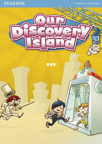 Our Discovery Island 5 DVD - neuveden