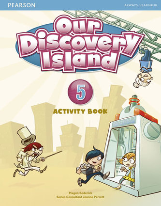 Our Discovery Island 5 Activity Book and CD Rom (Pupil) Pack - Barraclough Carolyn, Roderick Megan