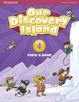 Our Discovery Island  4 Student´s Book plus pin code