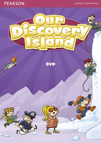 Our Discovery Island 4 DVD - neuveden