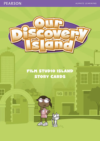 Our Discovery Island 3 Storycards