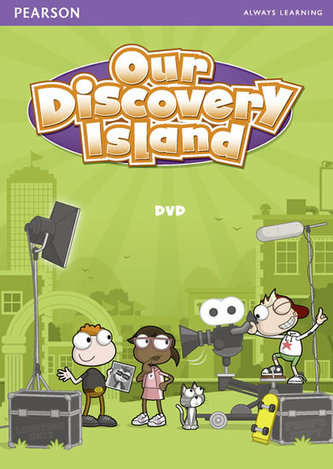 Our Discovery Island 3 DVD - neuveden