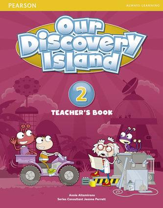 Our Discovery Island 2 Teacher´s Book plus pin code - Altamirano Annie
