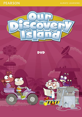Our Discovery Island 2 DVD - neuveden