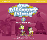 Our Discovery Island  2 Audio CD