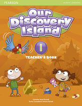 Our Discovery Island  1 Teacher´s Book plus pin code