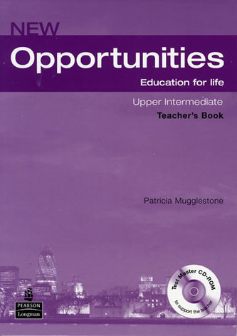 New Opportunities Global Upper-Intermediate Teachers Book Pack NE - Mugglestone, Patricia