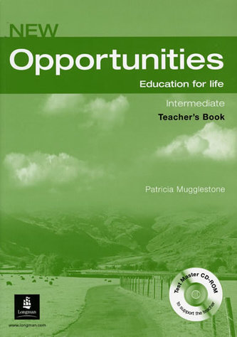 New Opportunities Global Intermediate Teacher´s Book Pack NE - Mugglestone, Patricia