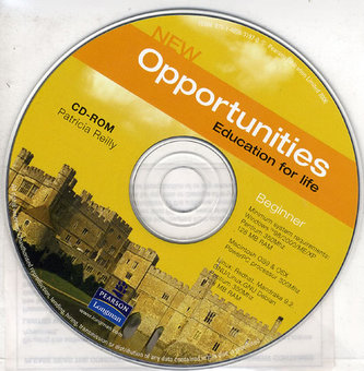 New Opportunities Global Beginner Students´ CD-ROM - Reilly, Patricia
