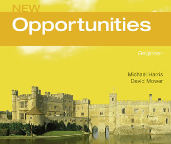 New Opportunities Global Beginner Class CD NE - Michael Harris