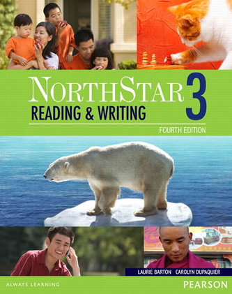 NorthStar Reading and Writing 3 with MyEnglishLab - Barton Laurie
