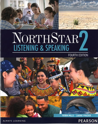 NorthStar Listening and Speaking 2 with MyEnglishLab - Mills Robin L.