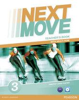 Next Move 3 Teacher´s Book & Multi-ROM Pack
