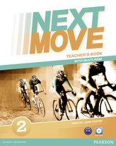 Next Move 2 Teacher´s Book & Multi-ROM Pack