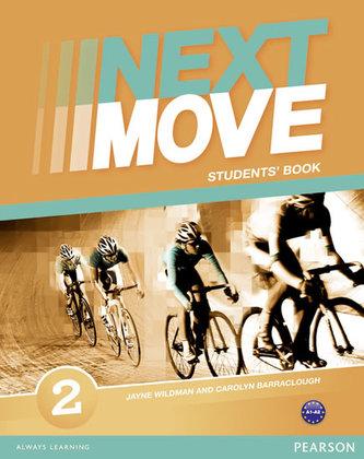 Next Move 2 Students Book - Carolyn Barraclough