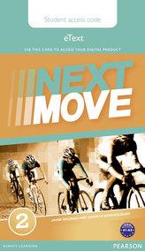 Next Move 2 eText Access Card