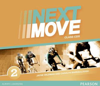 Next Move 2 Class Audio CDs - Carolyn Barraclough