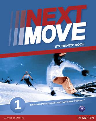 Next Move 1 Students Book - Carolyn Barraclough