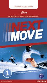 Next Move 1 eText Access Card