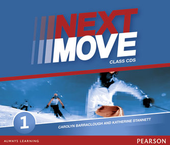 Next Move 1 Class Audio CDs - Carolyn Barraclough