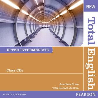 New Total English Upper Intermediate Class Audio CD - Crace, Araminta