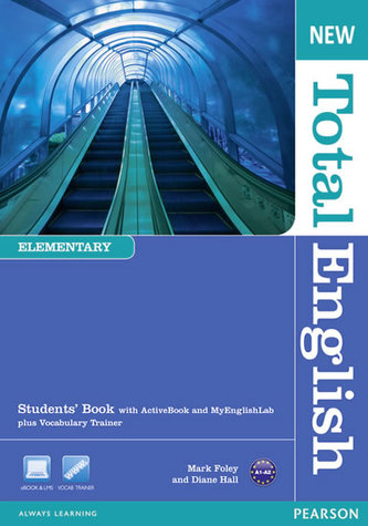 New Total English Elementary Students´ Book with Active Book and MyLab Pack - Diane Hall; Mark Foley