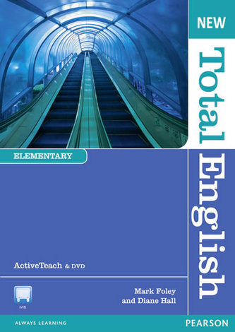 New Total English Elementary Active Teach - Kolektiv Autorů