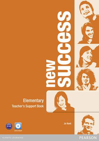 New Success Elementary Teacher´s Book & DVD-ROM Pack - Kent Jo