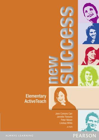 New Success Elementary Active Teach - Kolektiv Autorů