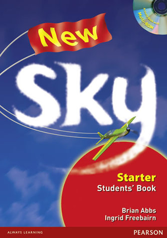 New Sky Student´s Book Starter Level - Brian Abbs