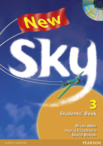 New Sky 3 Student´s Book - Brian Abbs