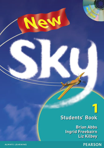 New Sky 1 Student´s Book - Brian Abbs