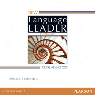 New Language Leader Elementary Class CD (2 CDs) - Lebeau, Ian