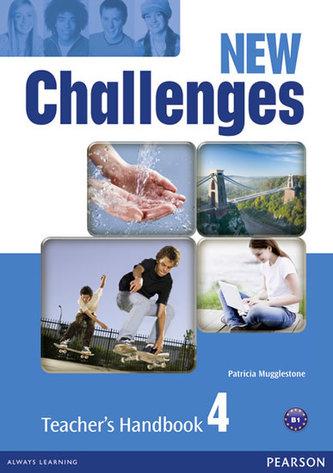 New Challenges 4 Teacher´s Handbook - Mugglestone, Patricia