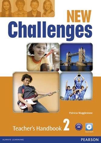New Challenges 2 Teacher´s Handbook & Multi-ROM Pack - Mugglestone, Patricia