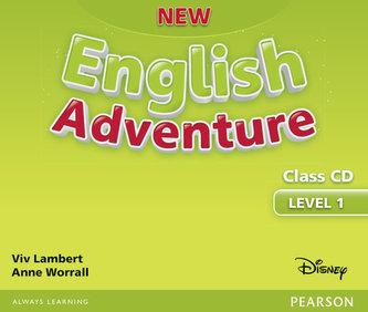 New English Adventure GL 1 Class CD - Lambert Viv