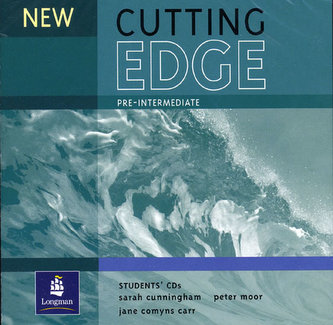 New Cutting Edge Pre-Intermediate Student CD 1-2 - Cunningham, Sarah