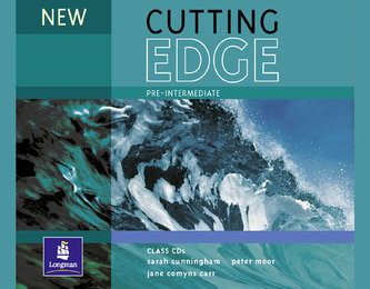 New Cutting Edge Pre-Intermediate Class CD 1-3 - Cunningham, Sarah