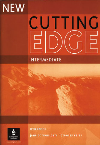 New Cutting Edge Intermediate Workbook No Key - Comyns Carr, Jane