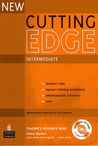 New Cutting Edge Intermediate Teachers Book and Test Master CD-Rom Pack - Barker Helen