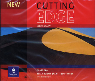 New Cutting Edge Elementary Class 1-3 CD - neuveden