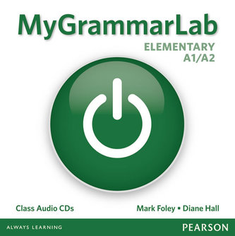 MyGrammarLab Elementary Class audio CD - Diane Hall; Mark Foley