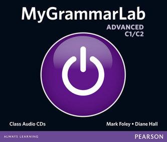 MyGrammarLab Advanced Class audio CD - Diane Hall; Mark Foley
